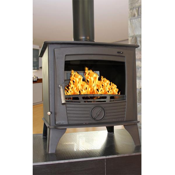 henley stoves druid 20 double sided stovesdirectireland rh tossbryan ie
