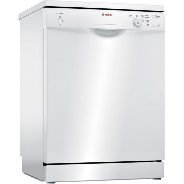 Bosch SMS24AW01G Full-Size Dishwasher White A+-Rated