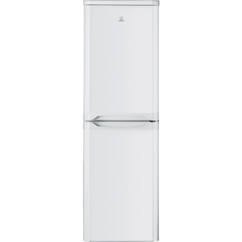 Indesit CAA55 fridge freezer