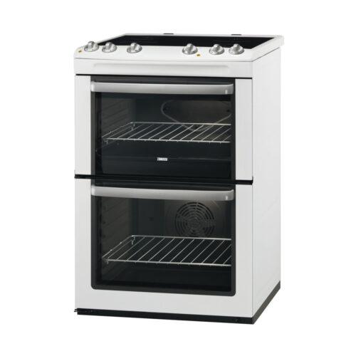 Zanussi ZCV668MW cooker