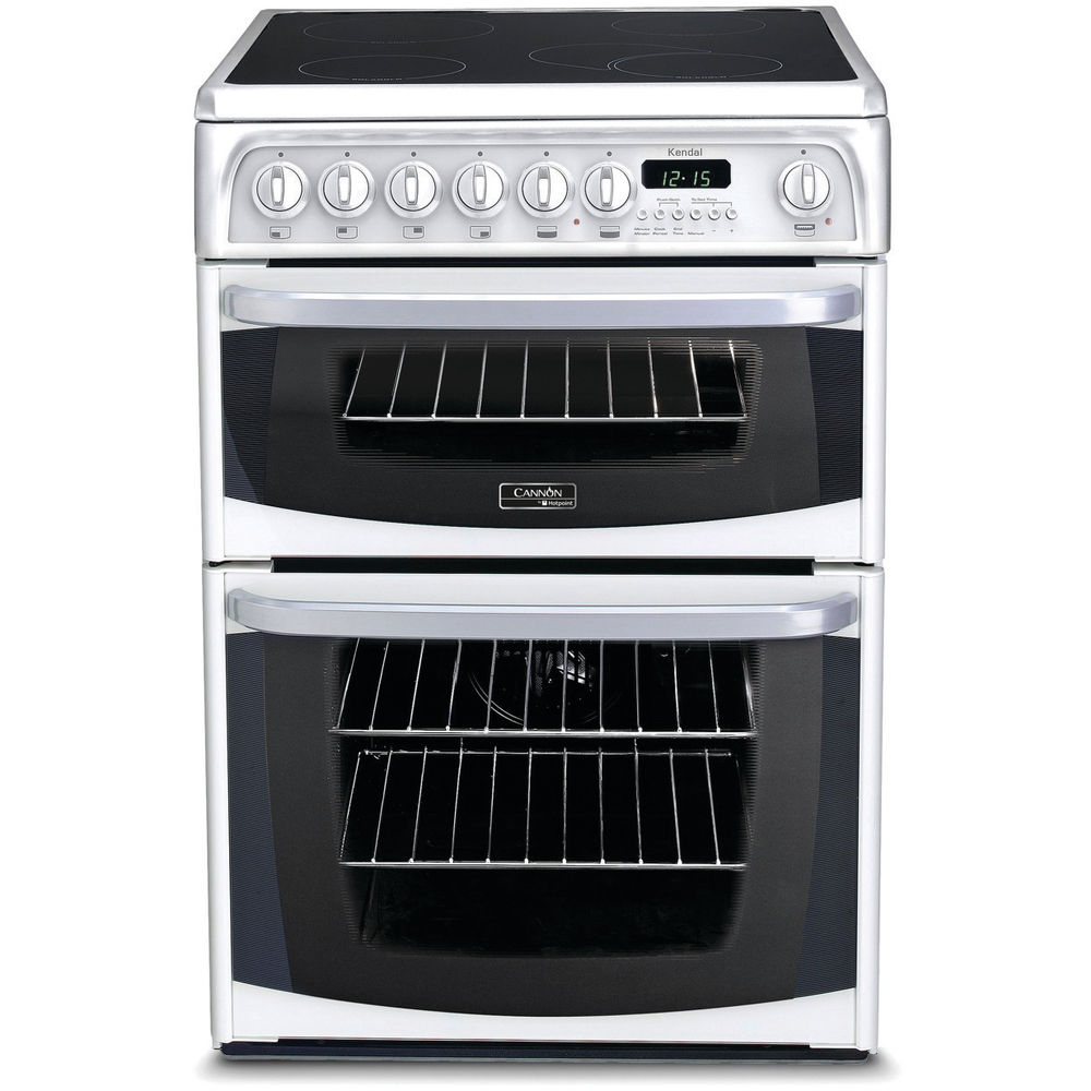 hotpoint canon cooker