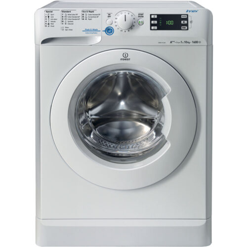 indesit 10kg washing machine