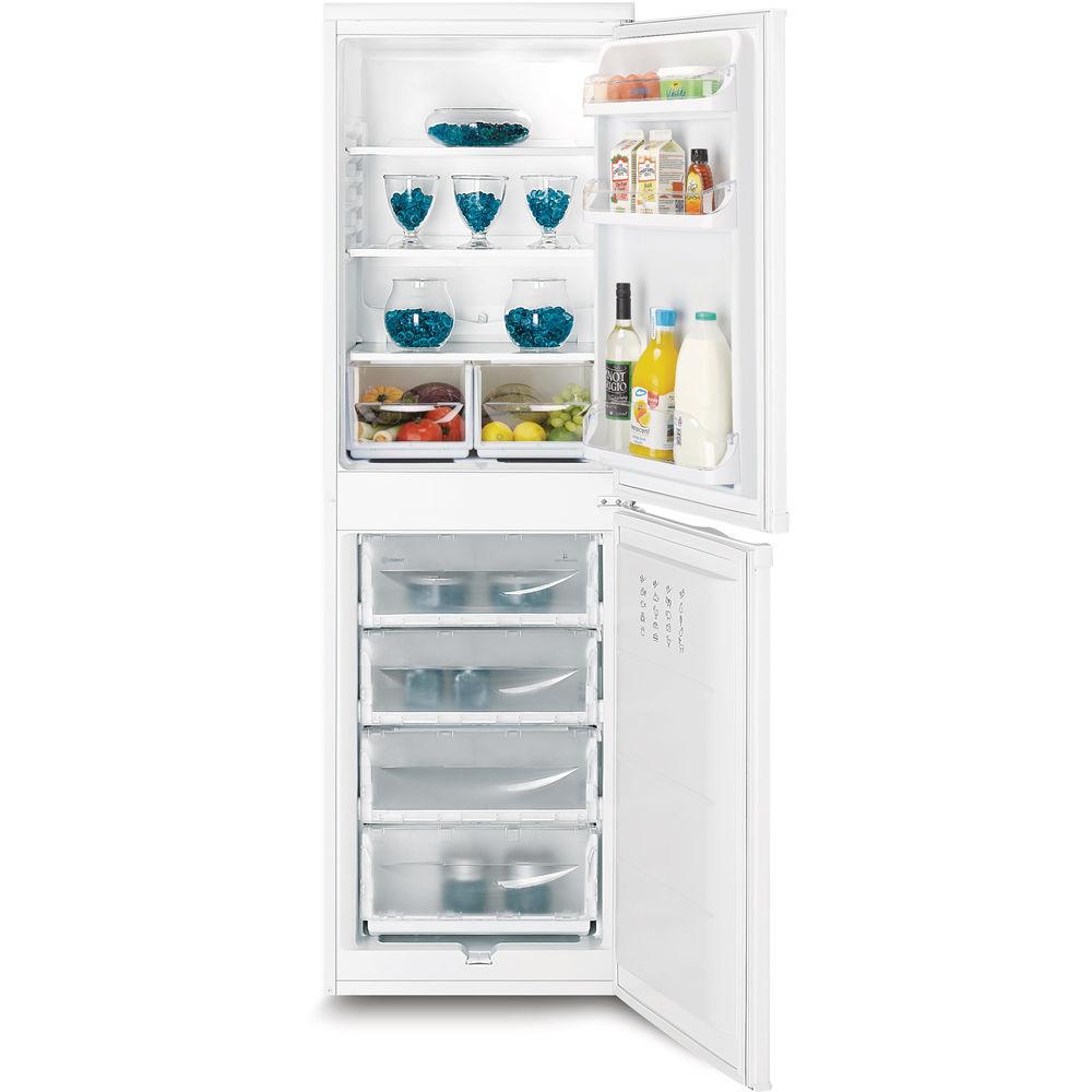 indesit ibd5515 fridge freezer