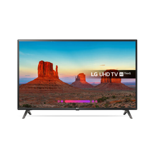 lg 43inch cresent stand tv