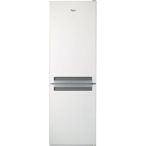 whirlpool white fidge freezer