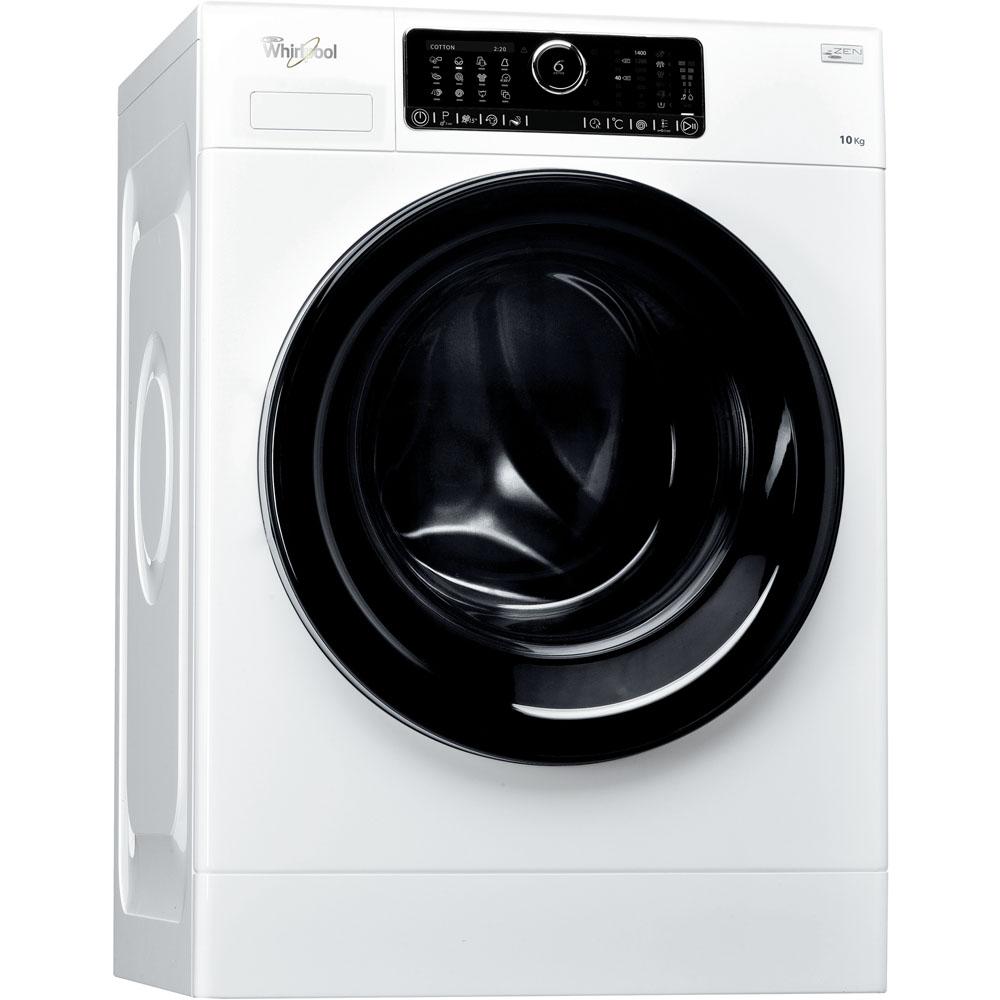 whirplool 10kg washing machine