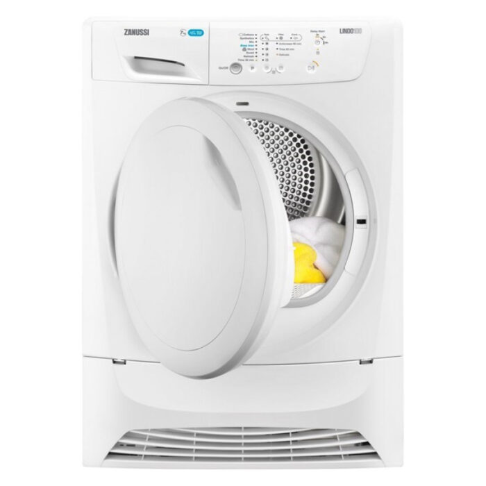 zanussi tumble dryer