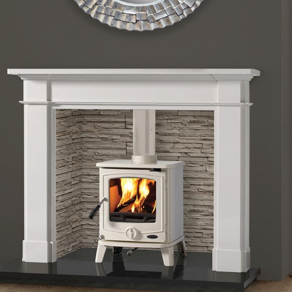 abbey fireplace