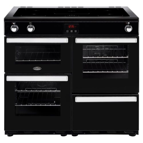 belling cookcentre black