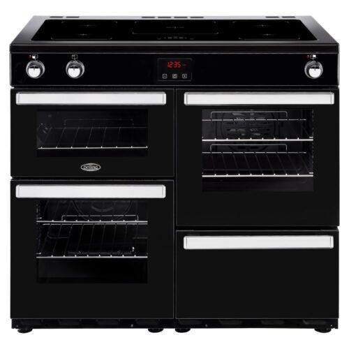 belling cookcentre black