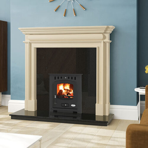 davenport fireplace