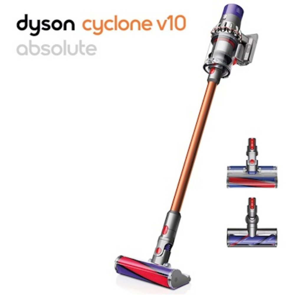 Dyson Cyclone V10 Absolute Cordless Vacuum | Toss Bryan