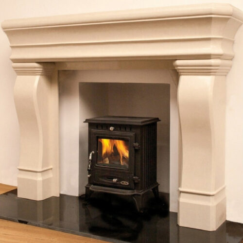 fireplace hemingway