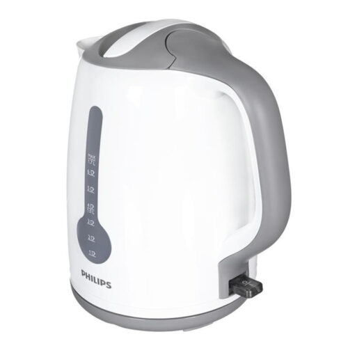 philips kettle 17l white