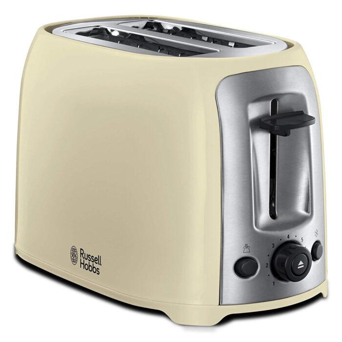 russell hobbs cream toaster