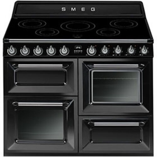 smeg induction black