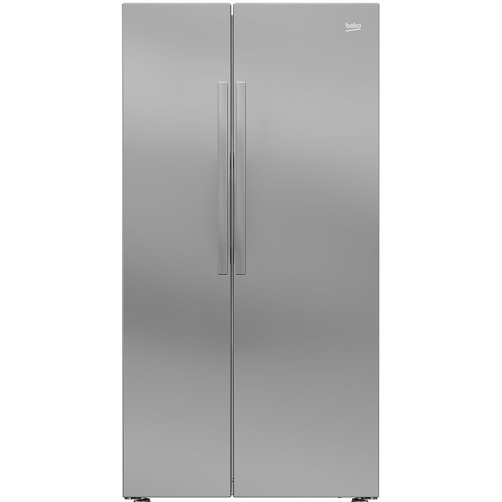 beko american style fridge freezer
