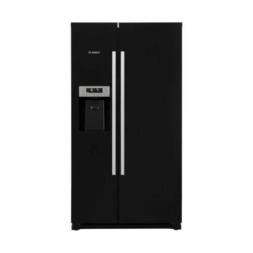 bosch black fridge