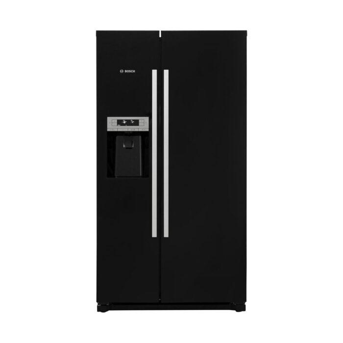 bosch black fridge