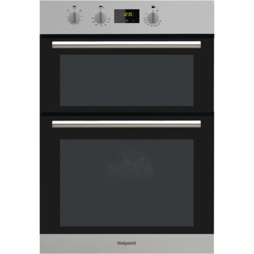 hotpoint dd25401x double oven