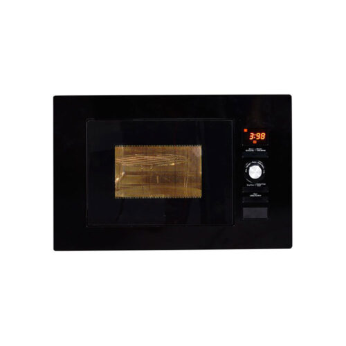 nordmende nm823bbl black built in microwave