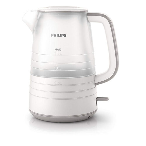 philips kettle white