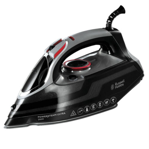 russell hobbs black iron