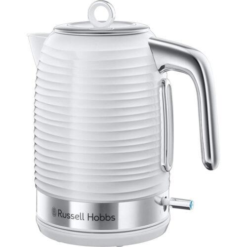 russell hobbs white kettle