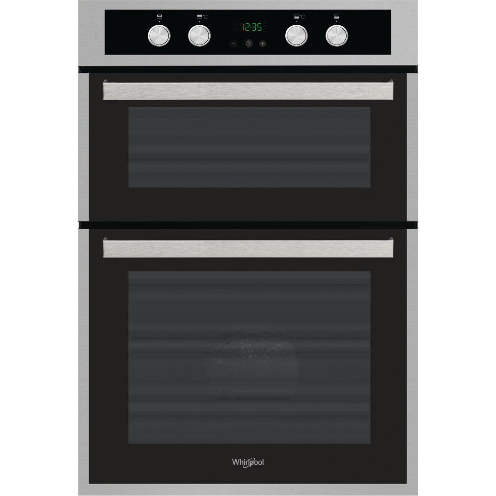 whirlpool double oven