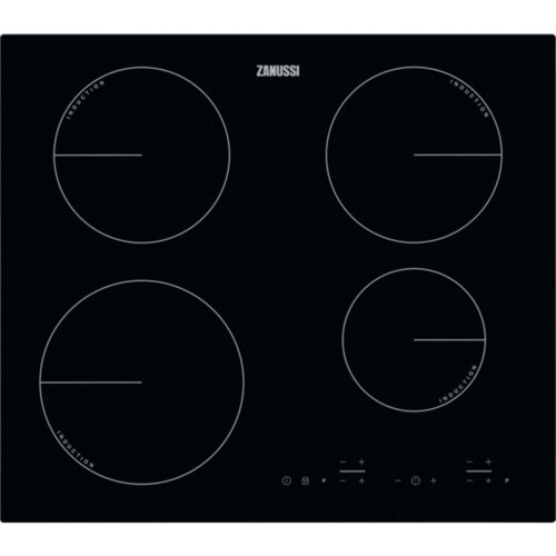 zanussi induction hob