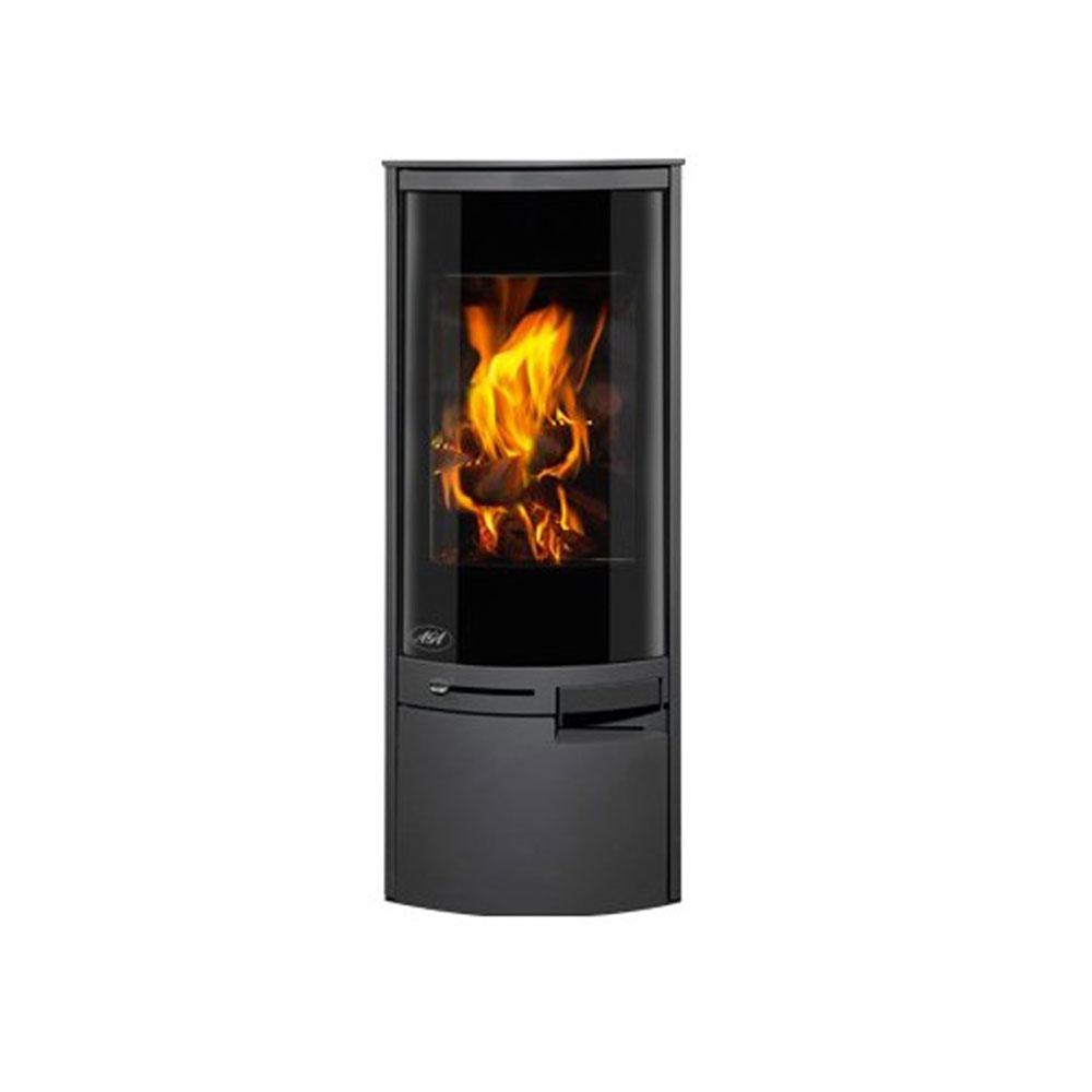 aga westbury wood burning stove