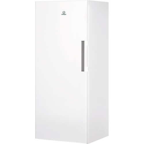 indesit freezer white