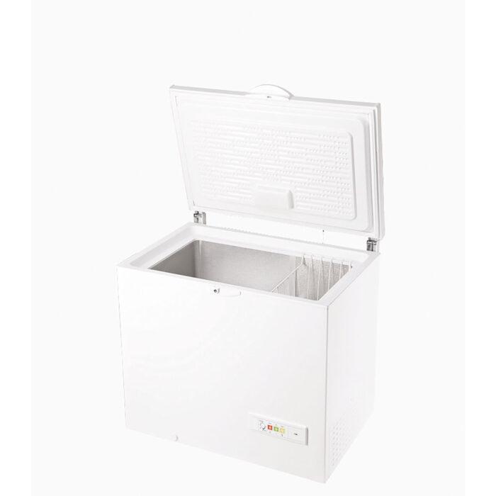 indesit open chest freezer