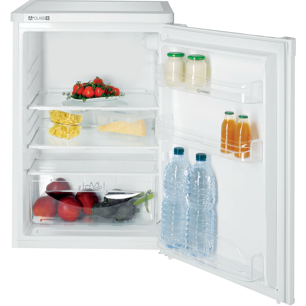 indesit small fridge