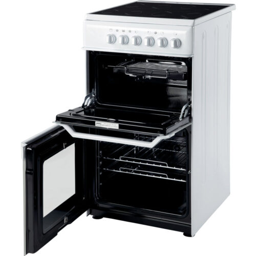 indesit white cooker