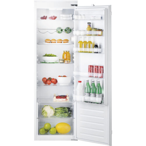 hotpoint integrated fridge