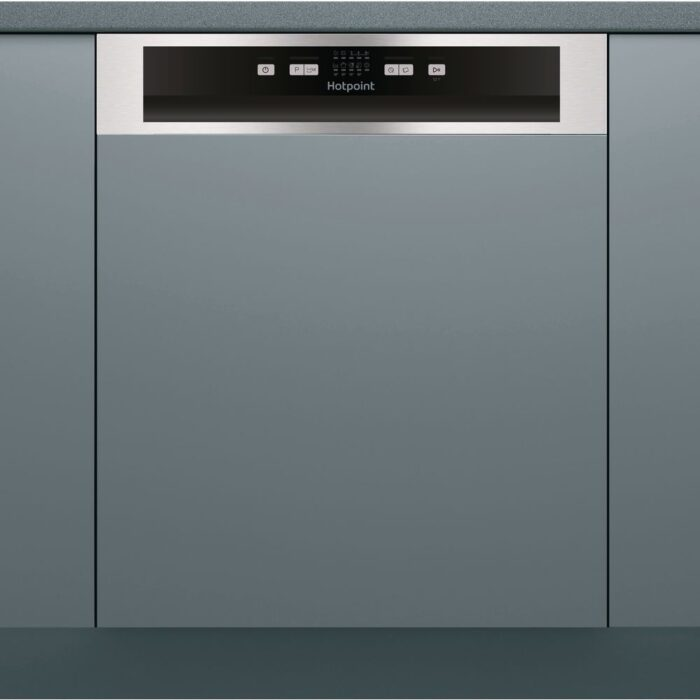 hotpoint stainless steel dishwasher
