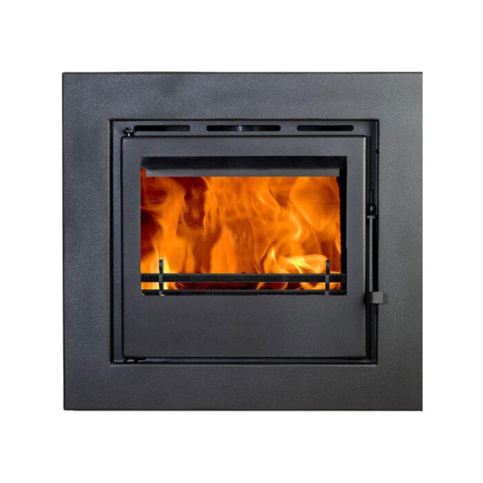 boru 600i 10kw insert solid fuel stove