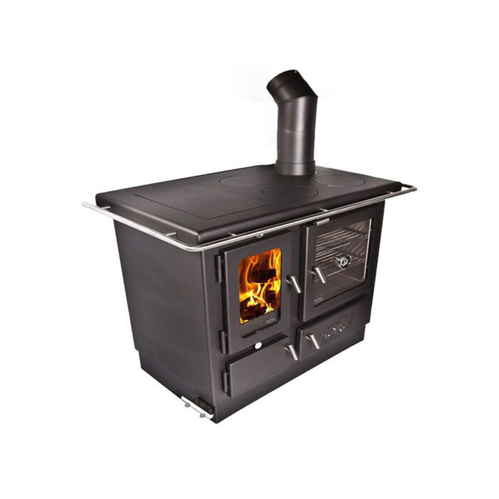 boru ellis solid fuel kitchen cooking stove 996kw output range cooker