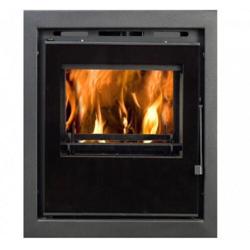 inset solid fuel stove boru 500