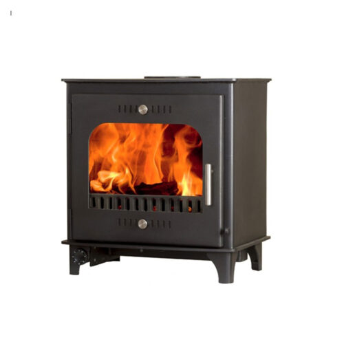 solid fuel stove boru carraig mr boiler 20kw output heats up to 14 radiators