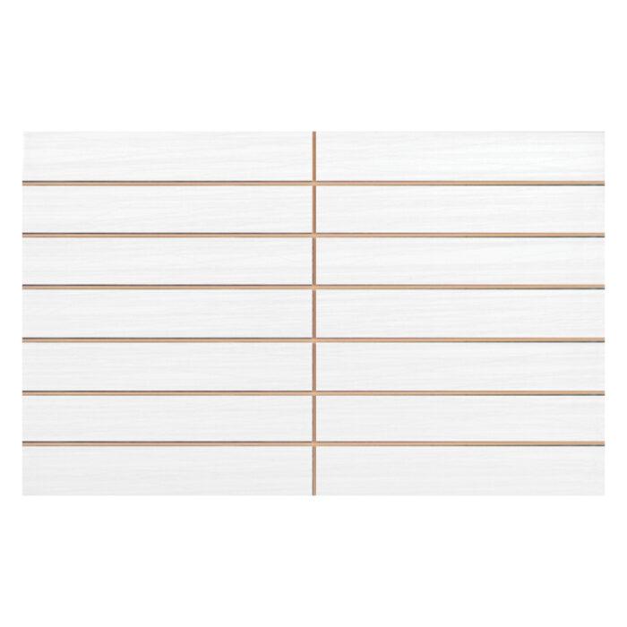 allure white tile