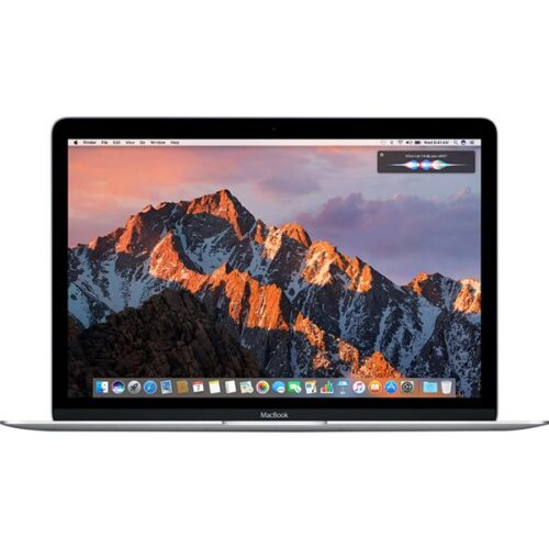 "Apple MacBook 12""- Space Grey"