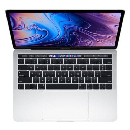 MacBook Pro 15 with Touch Bar Core i9 Silver 512GB