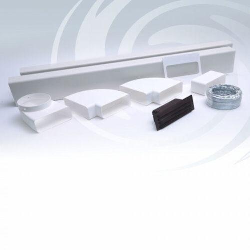 luxair la150 35m ducting kit