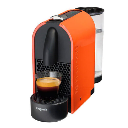 magimix nespresso u orange