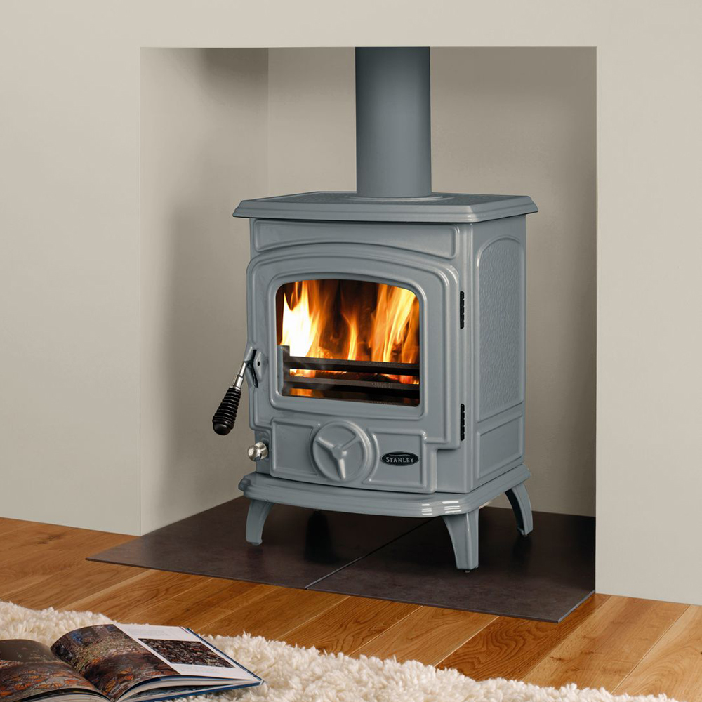 stove grey