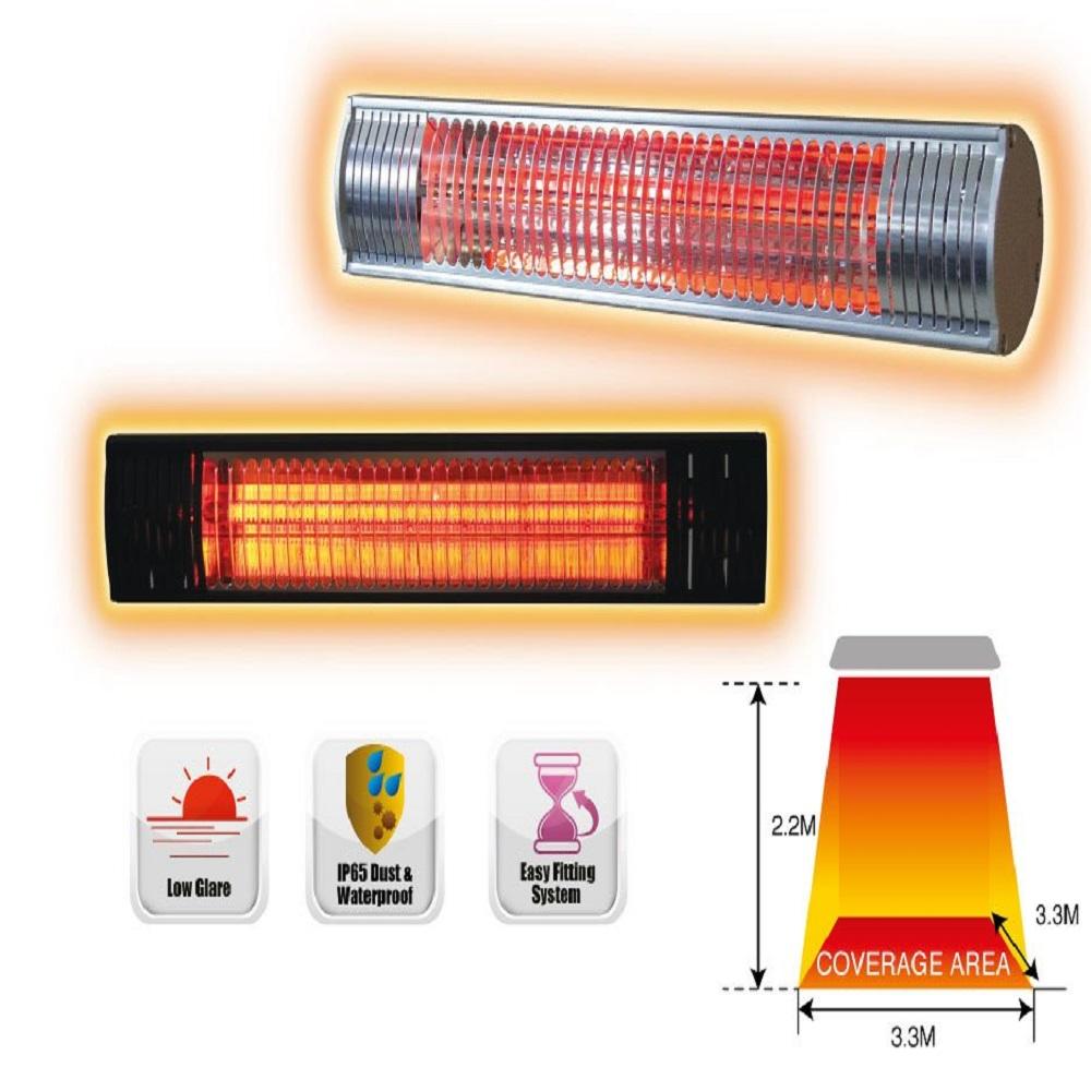 2KW Patio Heaters
