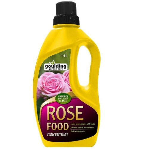 Goulding Liquid Rose Food 1L - GLD202
