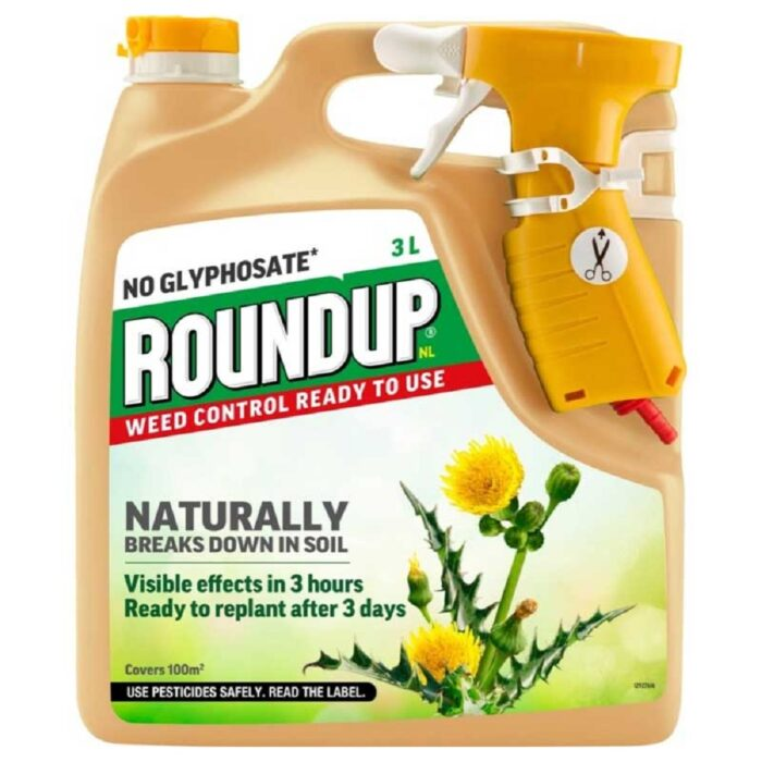 Roundup Natural Weed Control